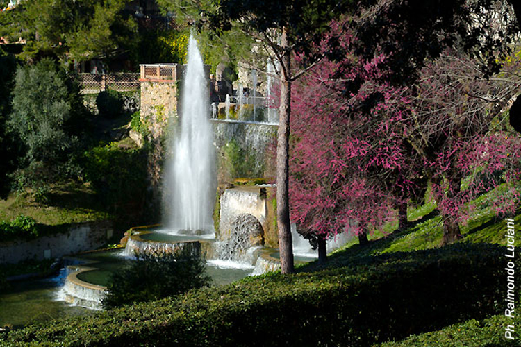 Tivoli - Villa D'Este - Fontana di Nettuno
