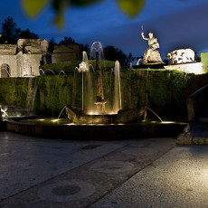 Tivoli - Villa D'Este - Fontana dei Draghi