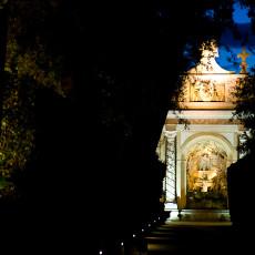 Tivoli - Villa D'Este - Fontana della Civetta