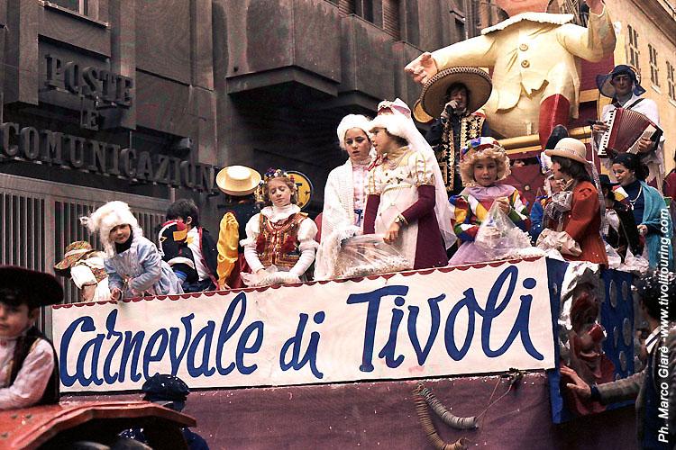 Carnevale di Tivoli 1979