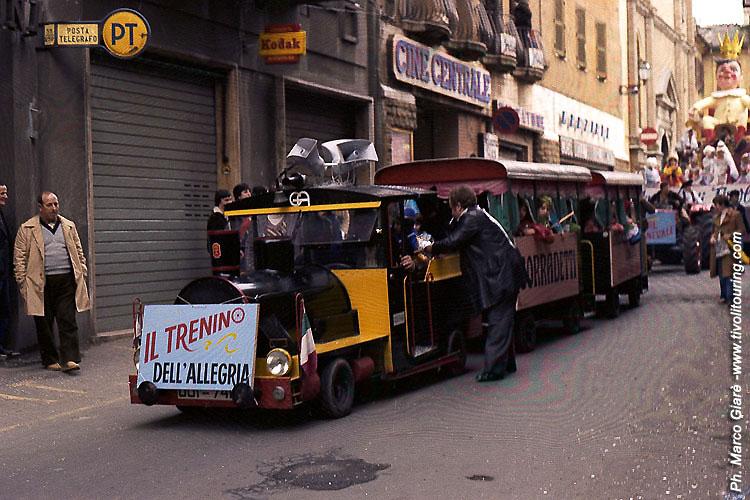 Carnevale di tivoli 1979 tivoli touring - Taxi bagni di tivoli ...