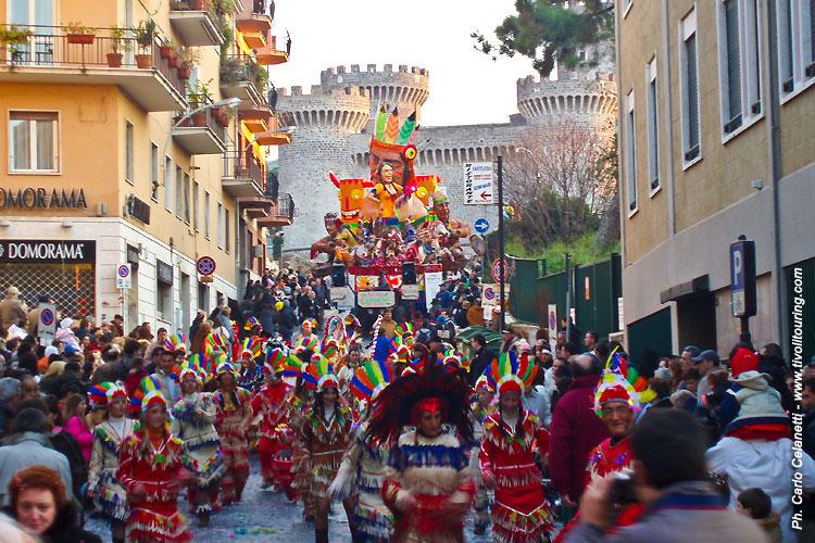 Carnevale di Tivoli 2006