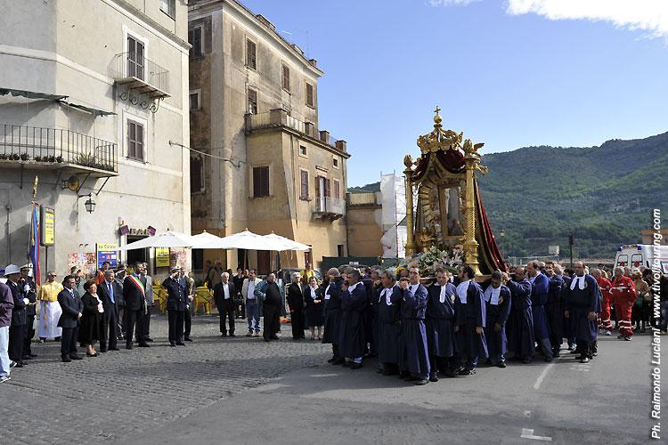 Processione della Madonna di Quintiliolo