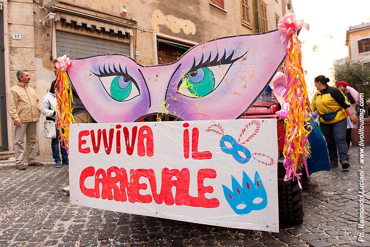 Carnevale di tivoli 2014 galleria fotografica tivoli touring - Taxi bagni di tivoli ...