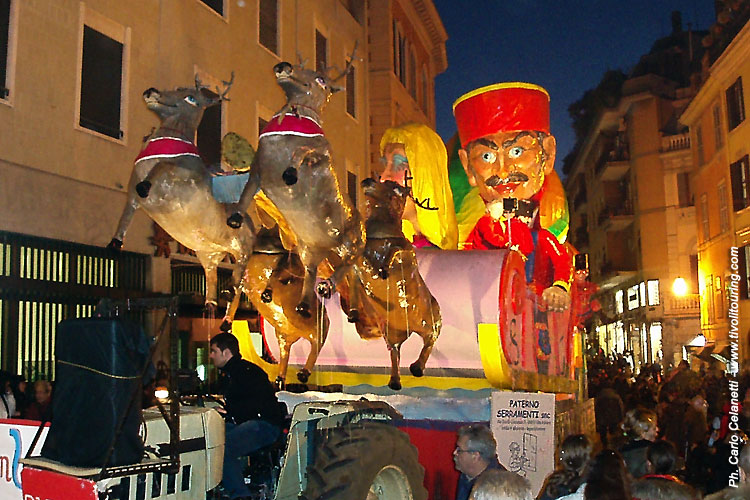 Carnevale di Tivoli 2008