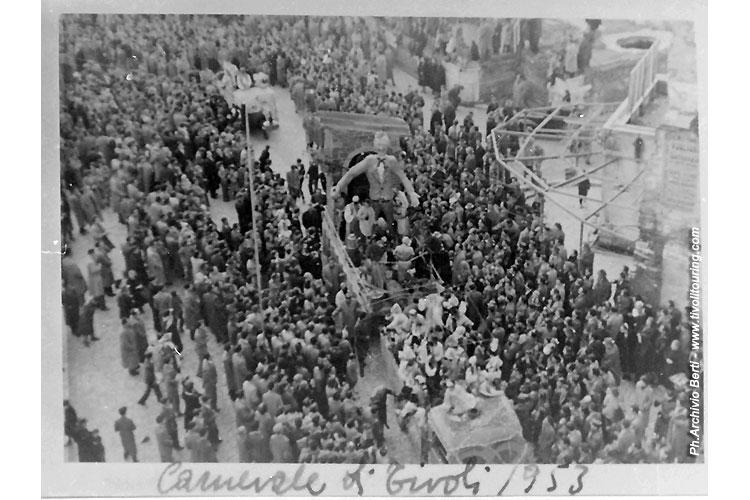 Carnevale di Tivoli 1953